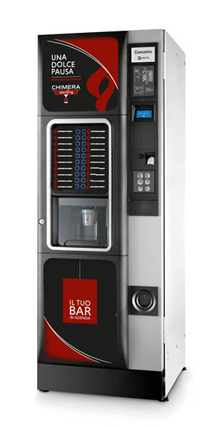 Chimera Vending Distribuzione automatica